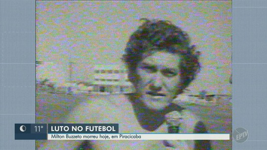 Morre Milton Buzetto, ex-zagueiro do Palmeiras e ex-técnico do Corinthians