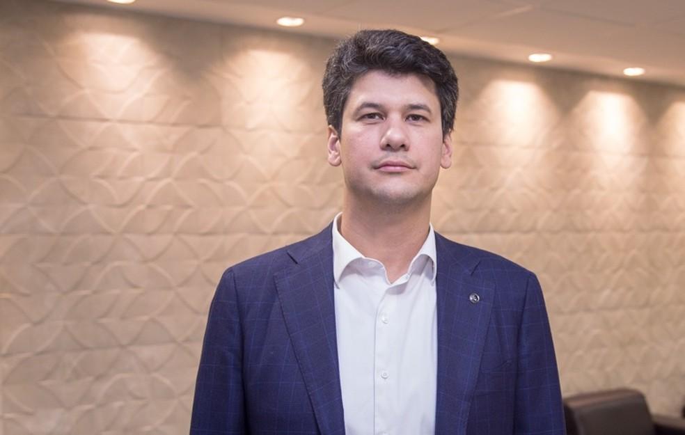 O economista Gustavo Montezano, novo presidente do BNDES — Foto: Divulgação/Ministério da Economia