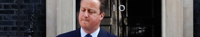 Reino Unido sai da UE e Cameron renuncia (Stefan Wermuth / Reuters)