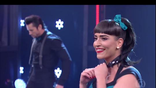 Maria Joana revela que já pegou dicas com Paolla Oliveira para o 'Dança dos Famosos'