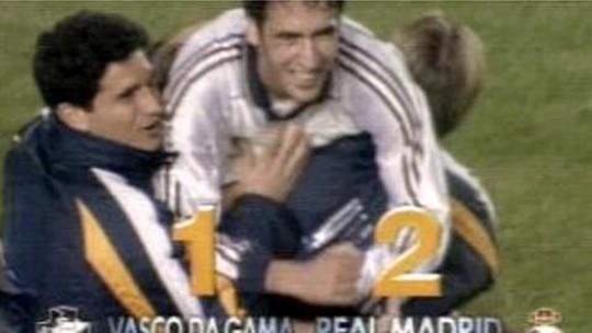 Atuação do Vasco em 1998 é eleita a melhor de time brasileiro contra europeu em final de Mundiais nos últimos 30 anos