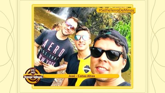 Viaje pelas paisagens de MG com as Selfies enviadas para o Terra de Minas