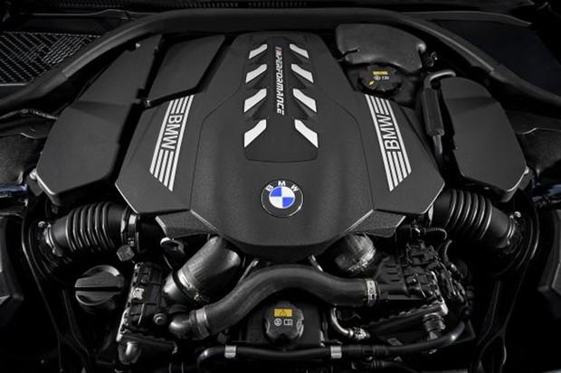 BMW Série 8 (Foto: divulgação)