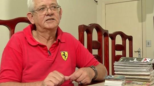 Mogiano apaixonado por Fórmula 1 marca presença no GP do Brasil pela 48ª vez