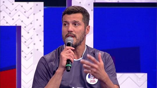 Julio Cesar afirma que goleiro sueco falhou em gol da vitória da Alemanha