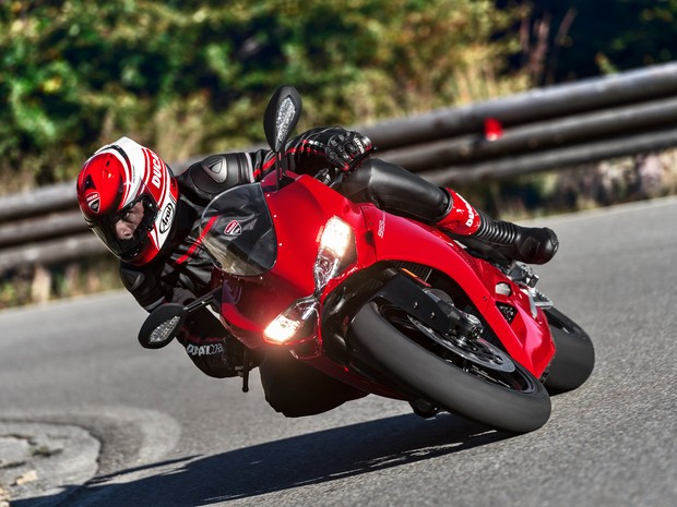 Ducati 959 Panigale (Foto: Divulgação)