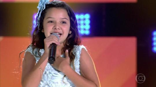 'The Voice Kids': confira as apresentações do terceiro dia de Audições às Cegas