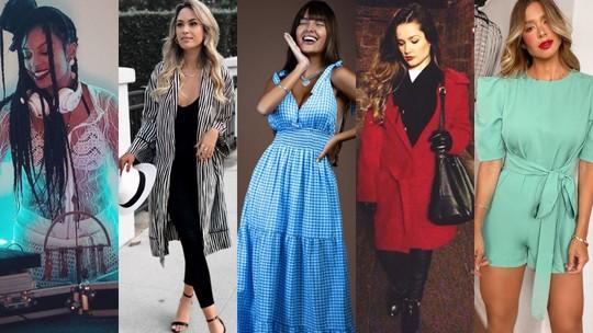 BBB21: veja o estilo das mulheres do grupo Pipoca