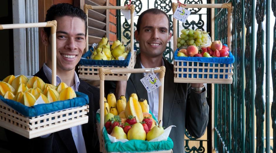 Snack Frutas (Foto: Divulgação)