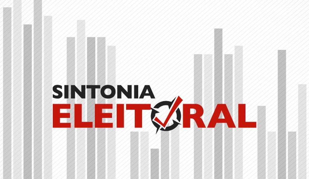 Selo Sintonia Eleitoral - vale este — Foto: Editoria de Arte/G1
