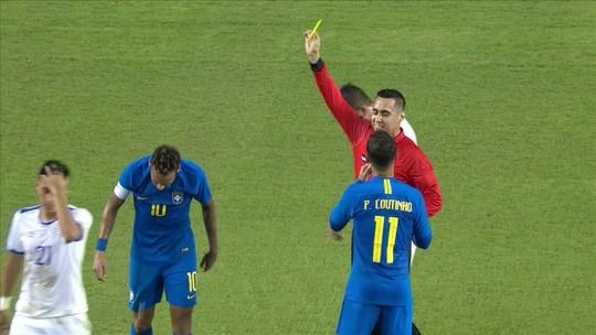 Análise: de novo capitão, Neymar chama responsabilidade; mas terá dificuldade para apagar marcas da Copa