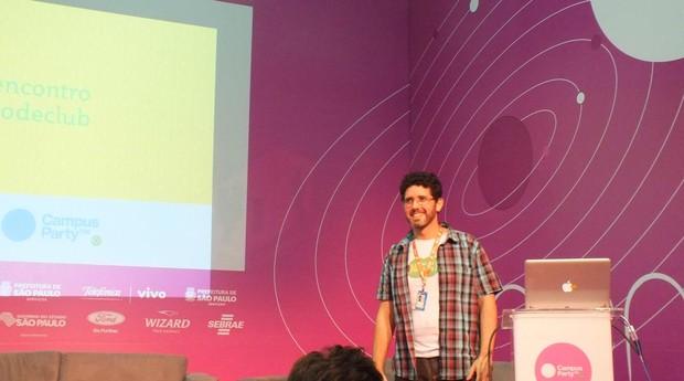 Felipe Fernandes, técnico de informática que trouxe a Code Club para o país (Foto: Divulgação)