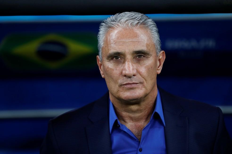 """Federação agradeceu a Tite por """"recuperar o respeito"""" ao """"futebol arte"""" (Foto: EFE)"""