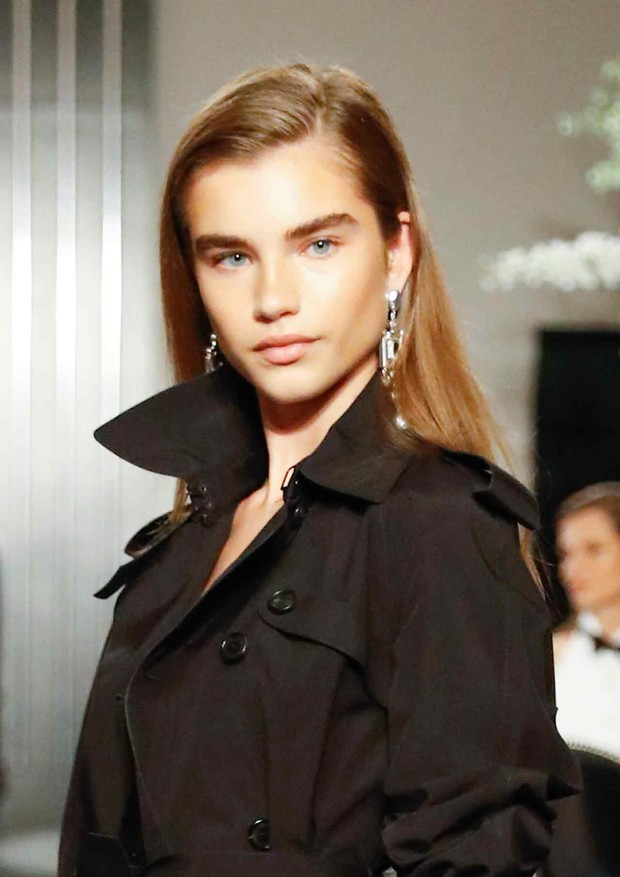 Beleza do desfile de Ralph Lauren (Foto: Getty Images)