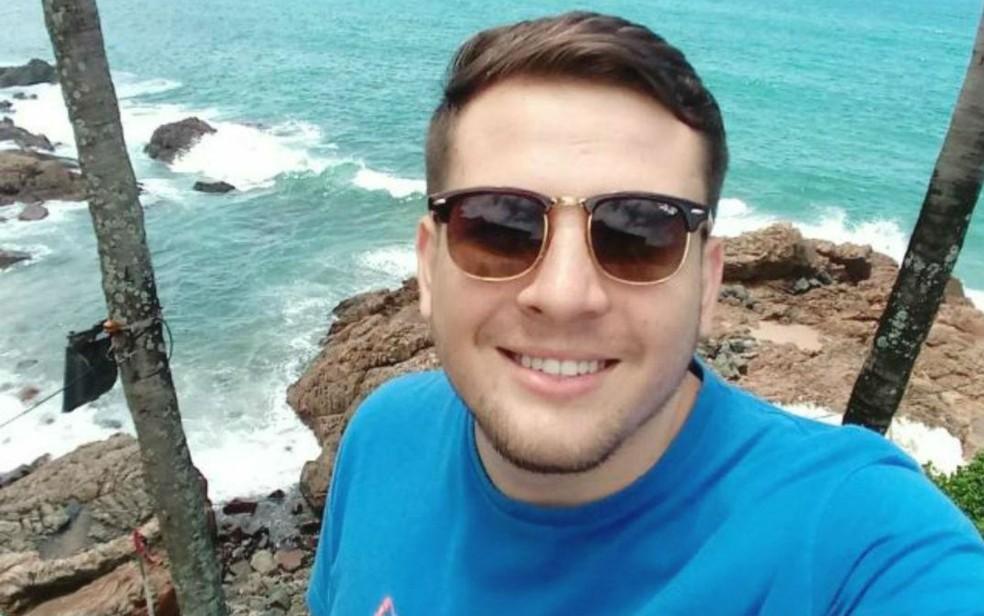 Jovem que trabalhava como motorista de app e desapareceu ao sair para fazer corrida é encontrado morto na Bahia — Foto: Reprodução/Redes Sociais