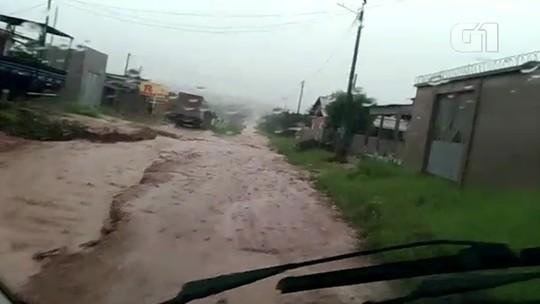 Monte Alegre decreta situação emergência em zonas urbana e rural do município