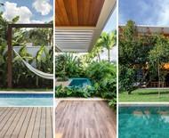 15 projetos de paisagismo em áreas externas com piscina