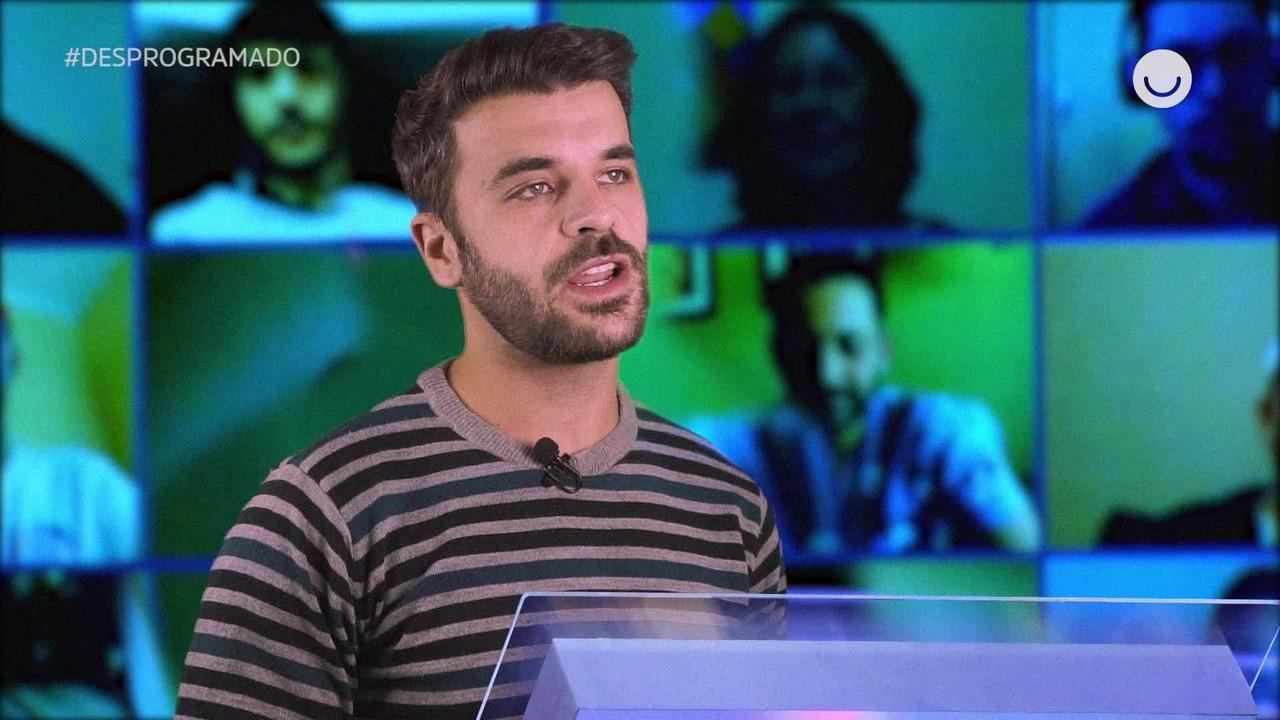EP04 - 'Desprogramado': gênio no 'Caldeirão' e barraco em 'Êta Mundo Bom'