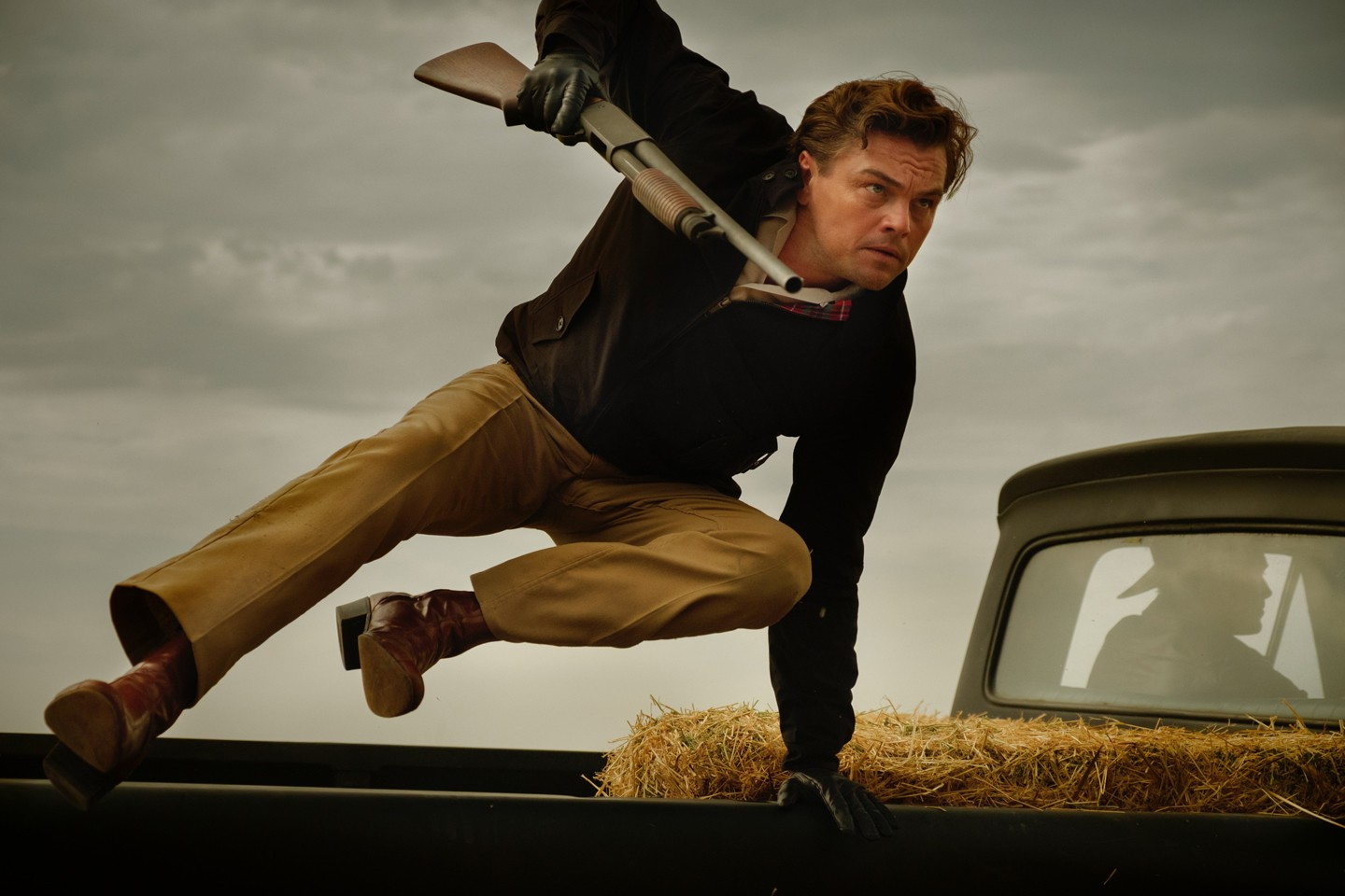 """Leonardo DiCaprio star in Columbia Pictures яnce Upon a Time in Hollywood"""" (Foto: Sony Pictures/Divulgação)"""