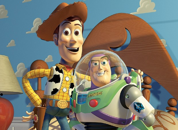 Toy Story; Pixar; desenho (Foto: Divulgação)