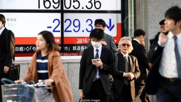 No Japão, há serviços especializados em ajudar os funcionários a pedir demissão  (Foto: Getty Images/via BBC News Brasil)