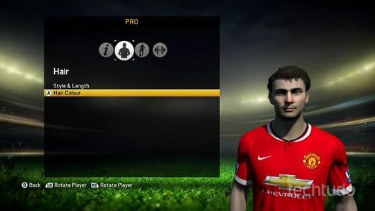 Fifa 15: veja como deixar o jogador com a sua cara usando o Game Face