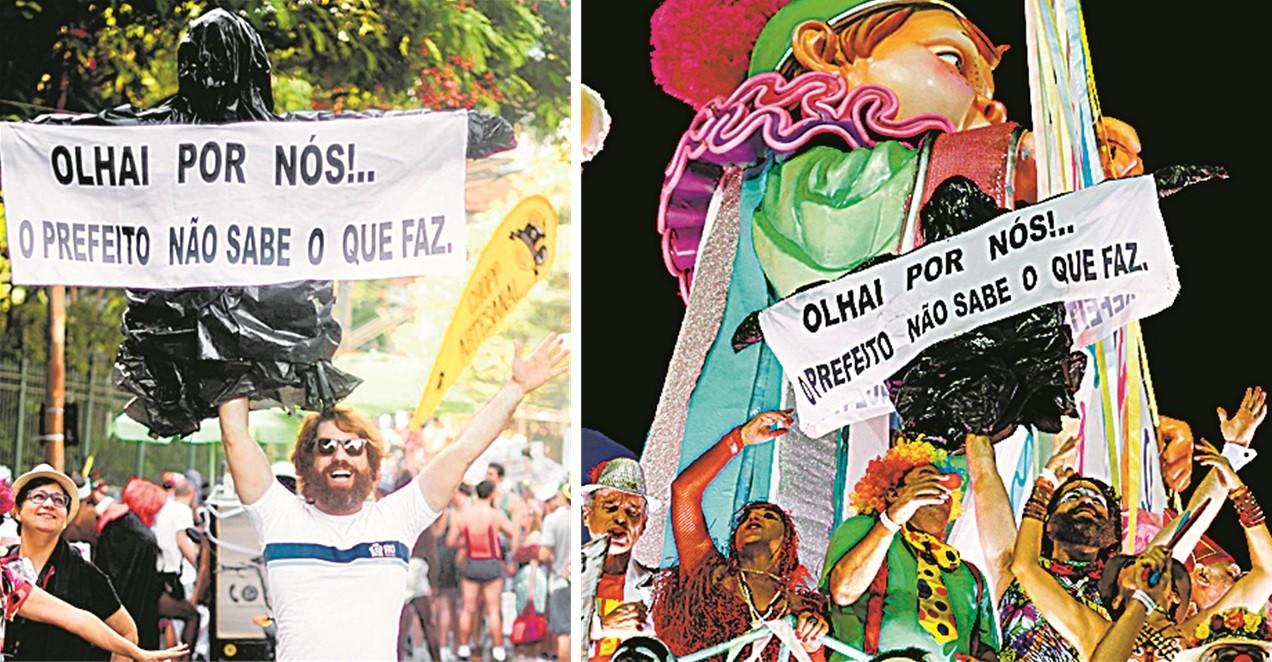 Pedro Monteiro, o ator carioca, e a referência ao 'Cristo Mendigo'