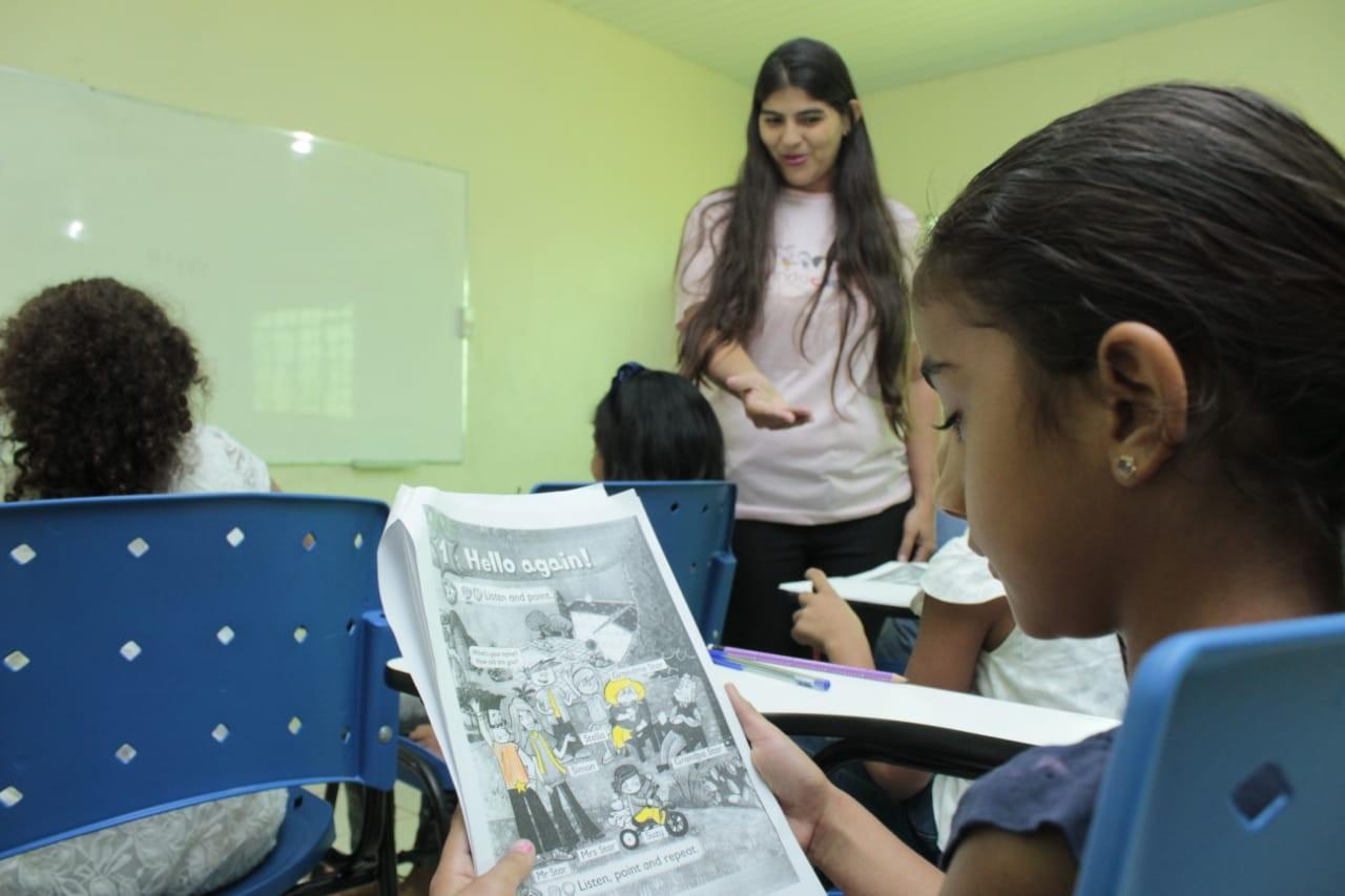 Assembleia Legislativa de RR oferta mais de 400 vagas para cursos de idiomas em Alto Alegre - Notícias - Plantão Diário