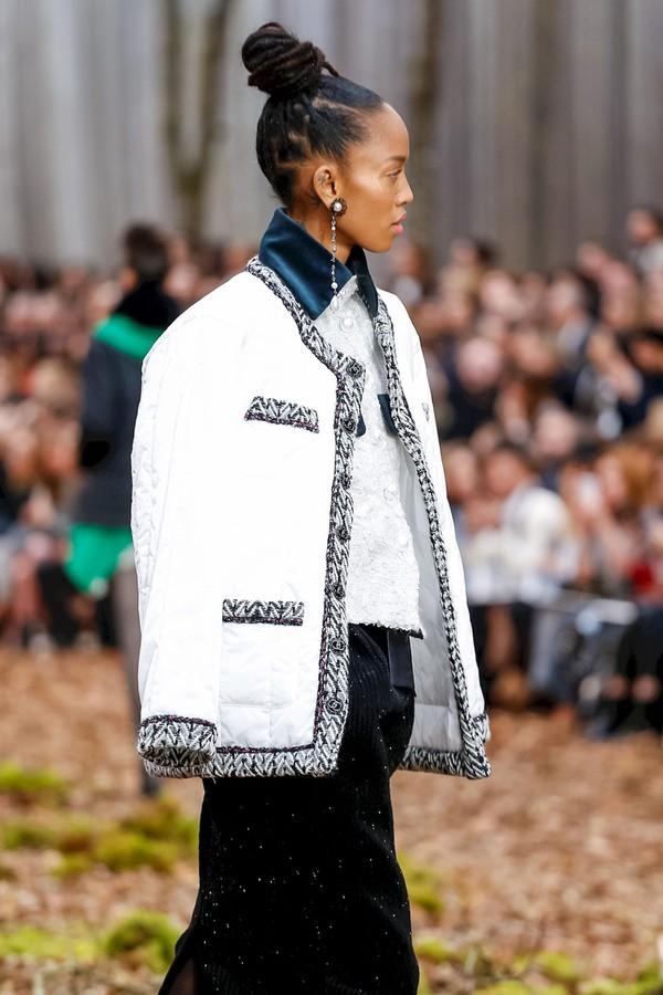 Chanel inverno 2019 (Foto: Reprodução)