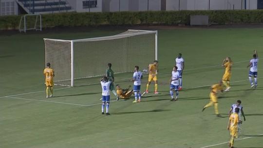 Com gol solitário, Mirassol derrota o Santo André pela Copinha e lidera chave