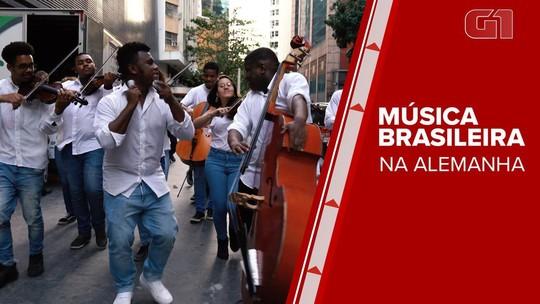 Premiada, Camerata Jovem do Rio viaja para tocar na Europa