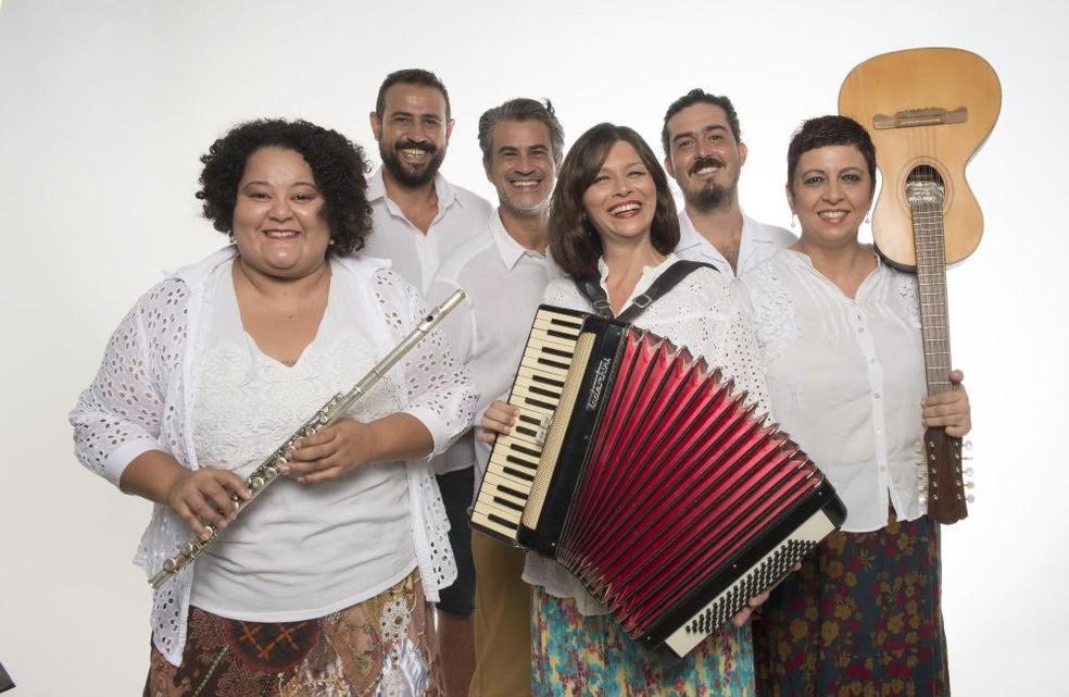 """Cia. Cênica apresenta """"Oi lá, Inezita"""" no Sesi de Araraquara (Foto: Divulgação/ Sesi)"""