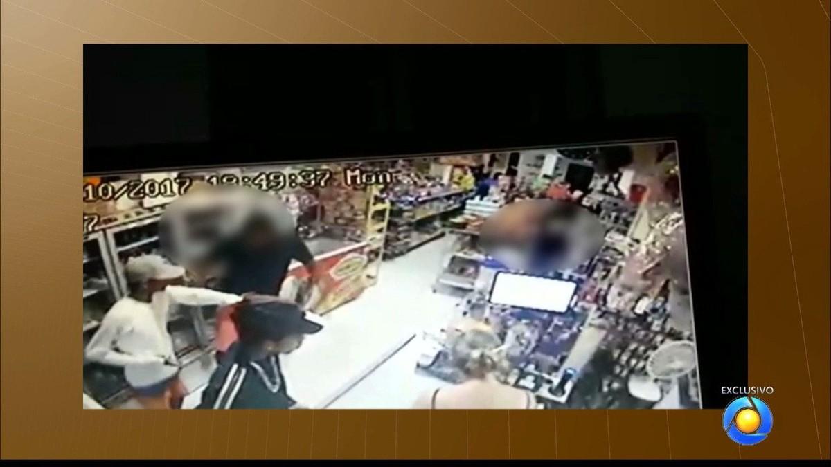Vídeo mostra dois adolescentes roubando supermercado antes de serem mortos em João Pessoa