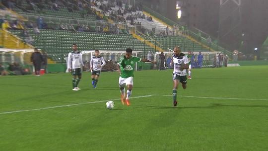 Chapecoense x Palmeiras - Campeonato Brasileiro 2018 - globoesporte.com