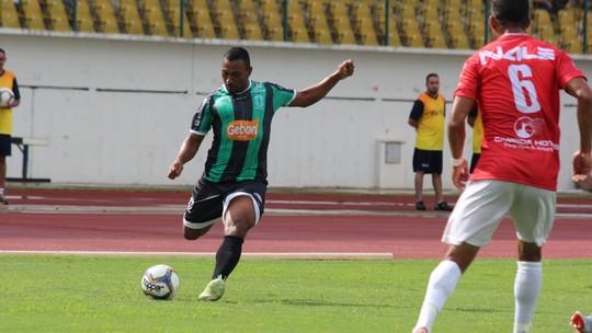 Foto: (Rodrigo Araújo/Maringá FC)