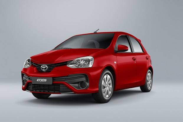 Toyota Etios X-Plus 1.5 AT (Foto: Divulgação)