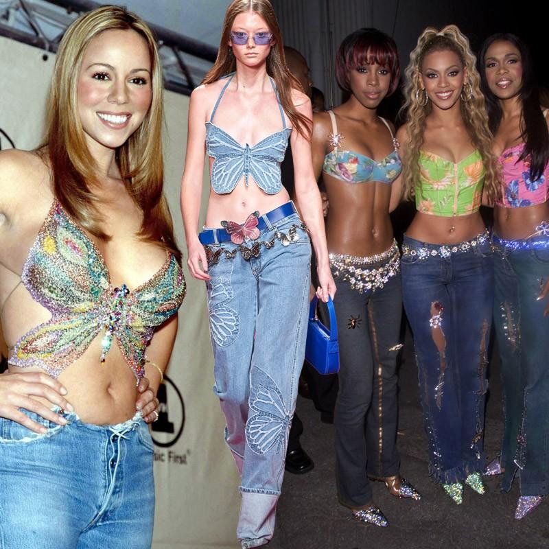 Back to 2000's!  (Foto: Getty Images e Reprodução)