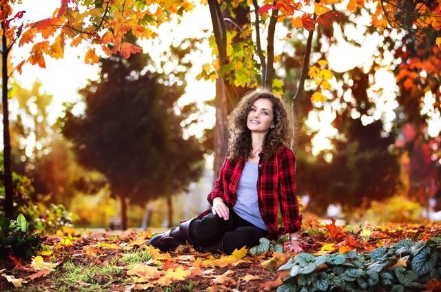 Ex-paquita Gisele Delaia vive há quatro anos no Canadá (Foto: Kelly Kope)