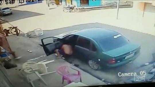 Polícia investiga assassinato de homem morto a tiros em Santa Inês