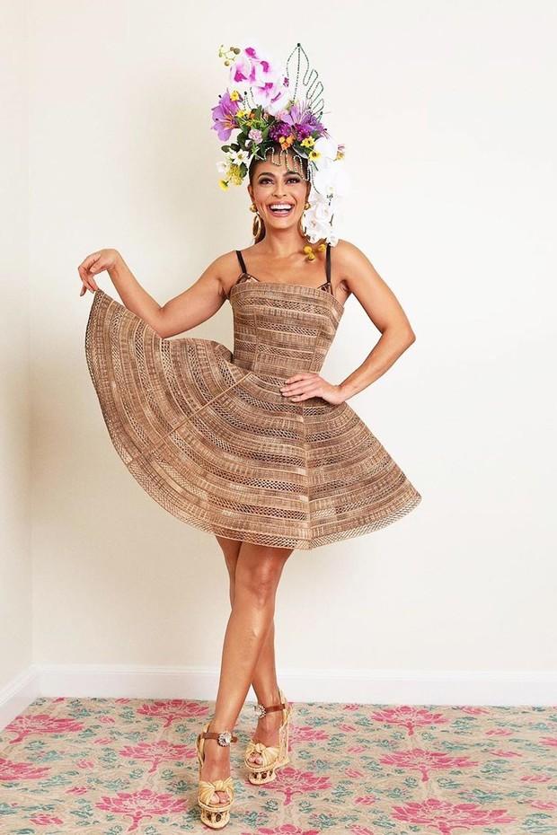 Resultado de imagem para juliana paes baile da vogue 2020