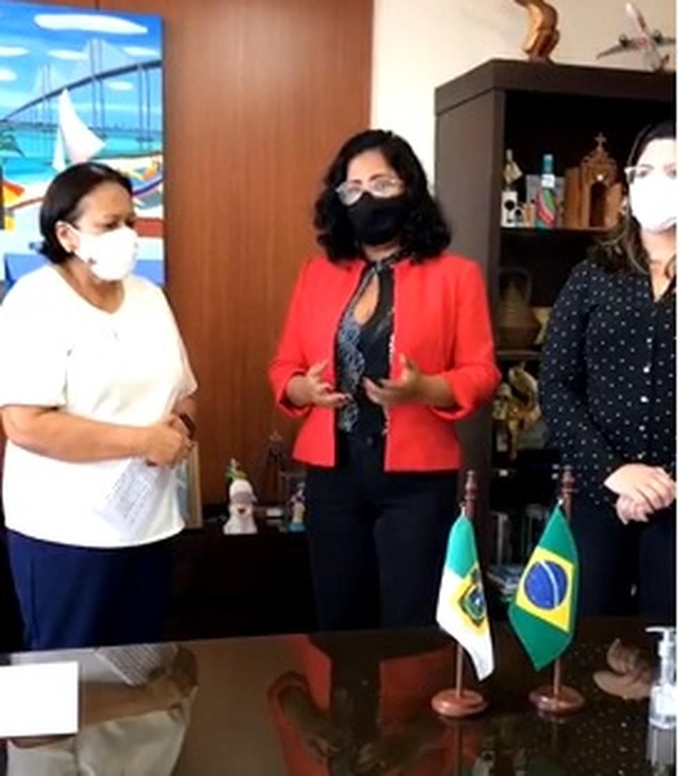 Anúncio foi feito pela governadora Fátima Bezerra (PT) em uma rede social — Foto: Reprodução