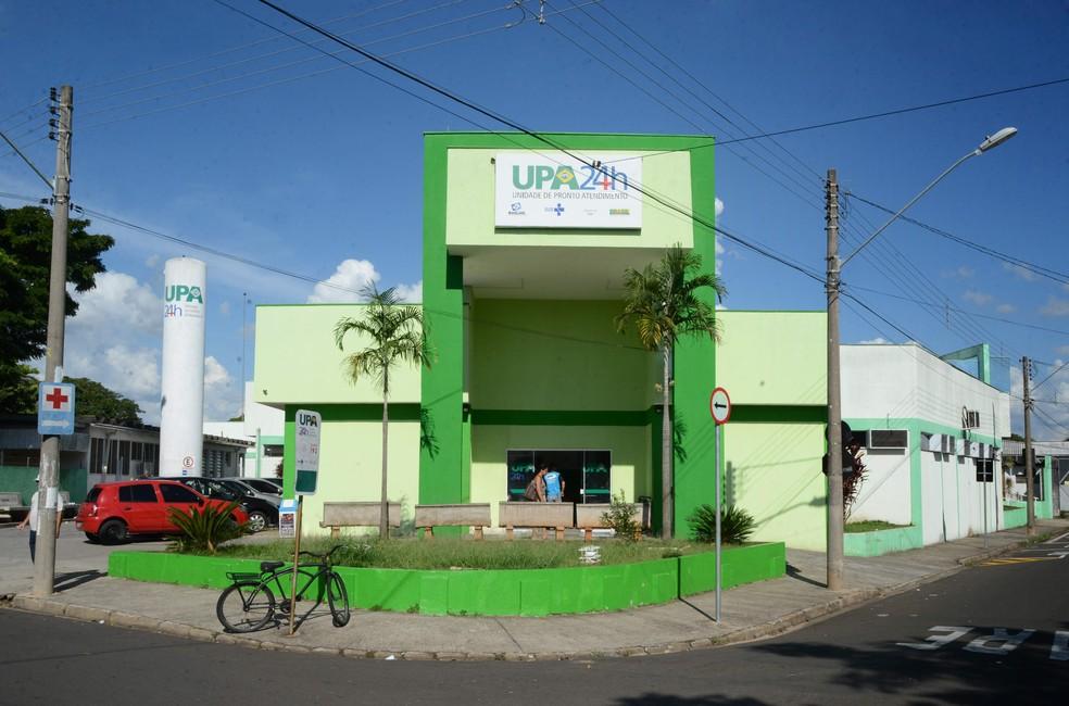 UPA da Avenida 29, em Rio Claro, SP (Foto: Prefeitura de Rio Claro/Divulgação)