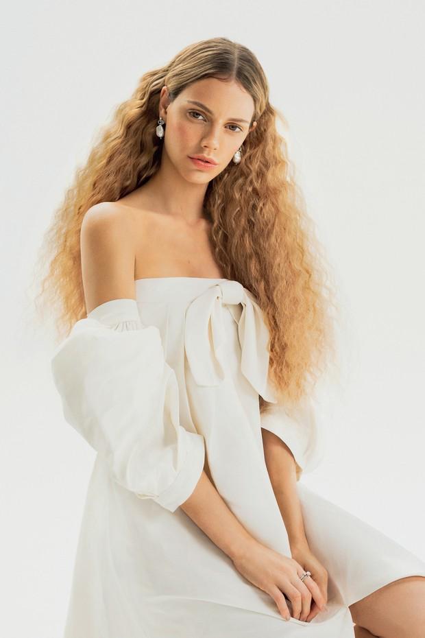 Laura Neiva (Foto: Gleeson Paulino/ Vogue Brasil)