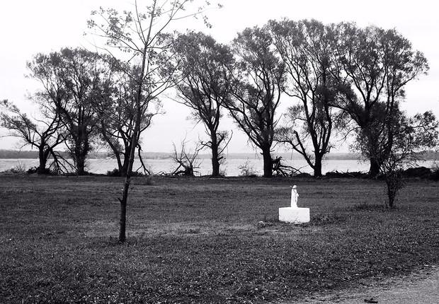 Hart Island, cemitério em Nova York (Foto: ©1993 Melinda Hunt)