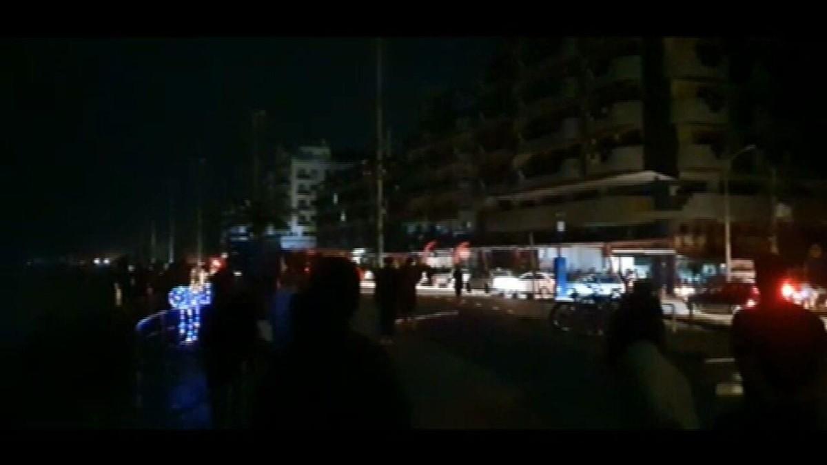 Moradores relatam apagão em cidades das regiões Serrana e dos Lagos no RJ