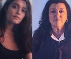 Sophie Charlotte e Regina Casé | Reprodução e Globo