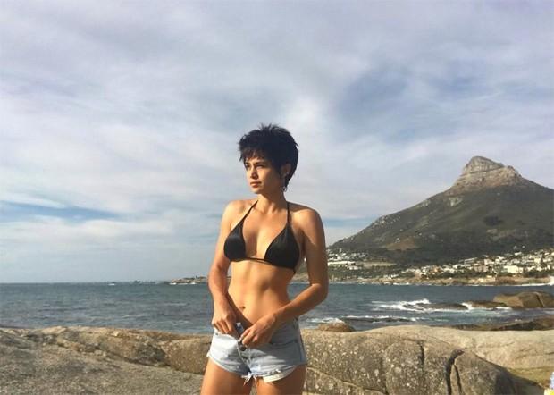 Nanda Costa na África do Sul (Foto: Reprodução/Instagram)