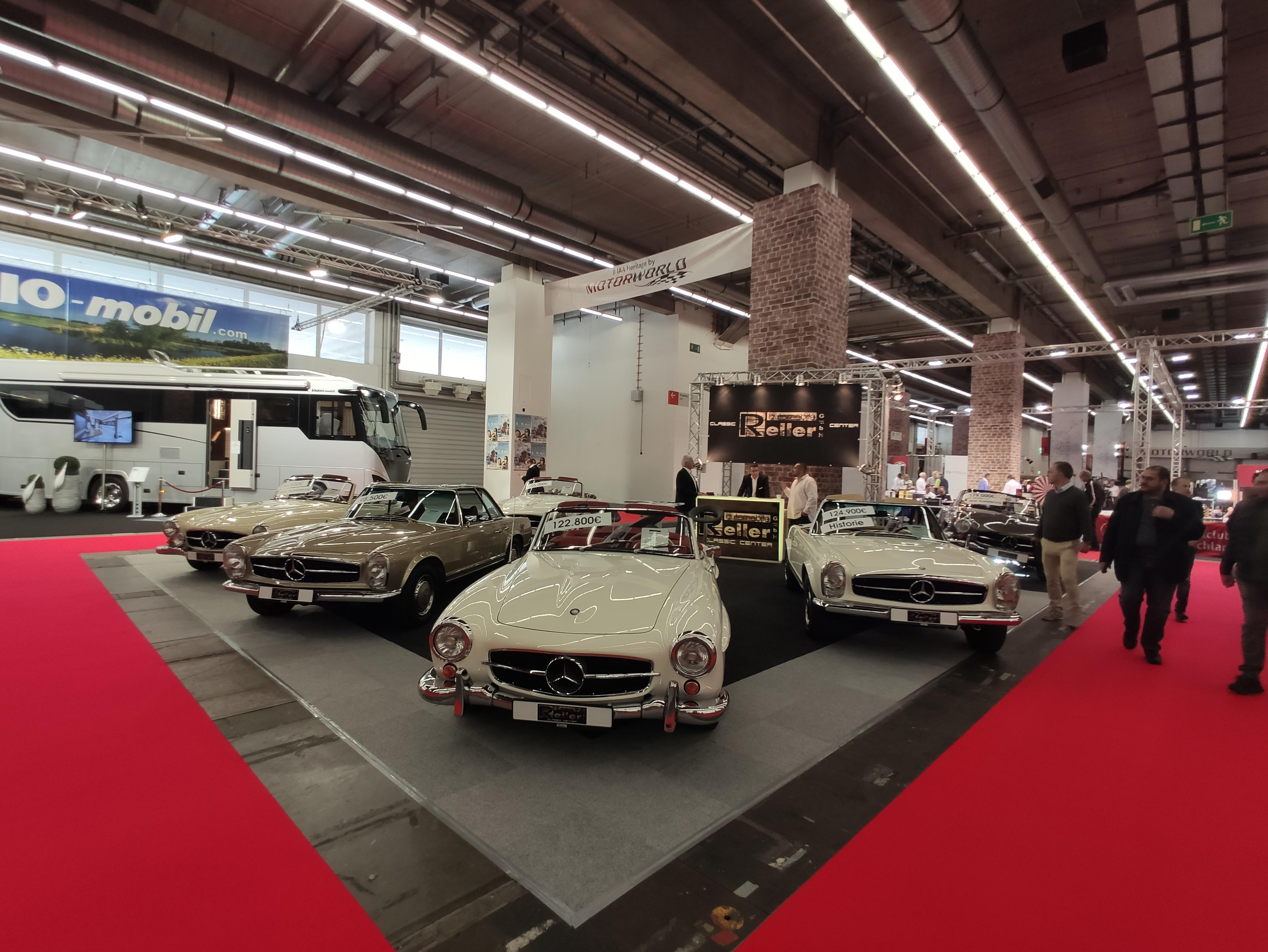 Salão de Frankfurt tem carro de 91 anos à venda por R$ 18 milhões - Notícias - Plantão Diário