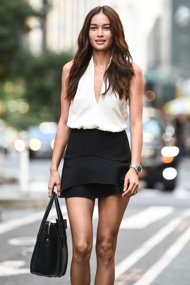 NEW YORK, NY - SEPTEMBER 04:  Kelsey Merritt attends the casting for the 2018 Victoria's Secret Show in Midtown on September 4, 2018 in New York City.  (Photo by Daniel Zuchnik/GC Images) (Foto: GC Images)
