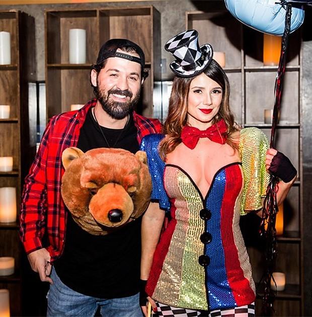 Eduardo Amarante e Paula Fernandes (Foto: Anchell Fotografia/ Divulgação)
